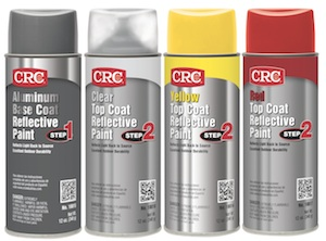 Crc Reflective Spray Paints Contractor Supply Magazine