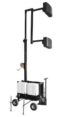 Larson Electronics Mini Tower - Contractor Supply Magazine