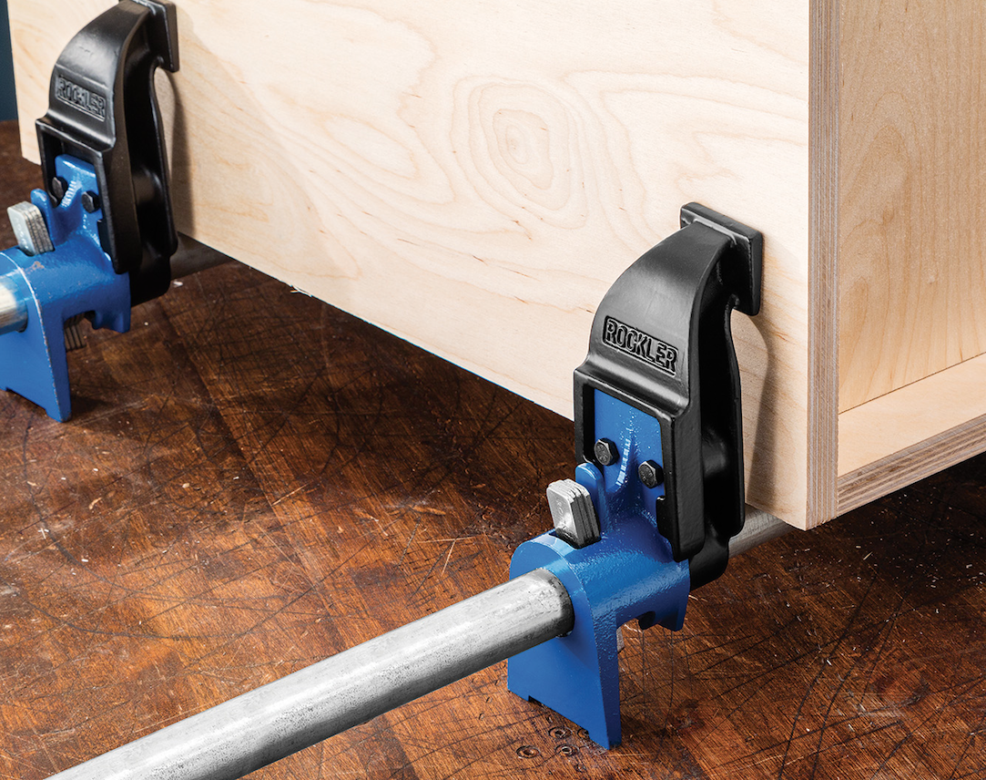 Rockler Pipe Clamp Jaw Extenders