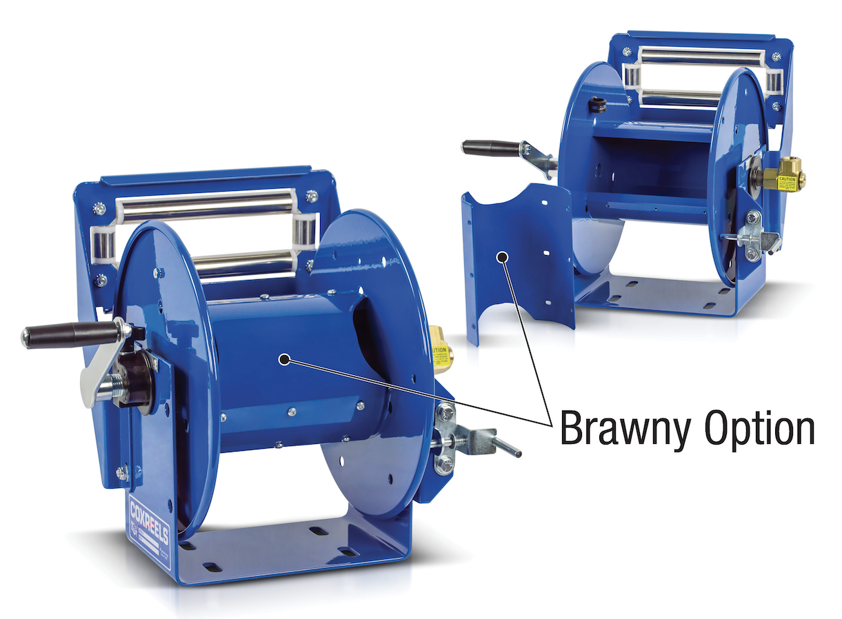 Coxreels BX Brawny Option for 100 Series Hose Reels