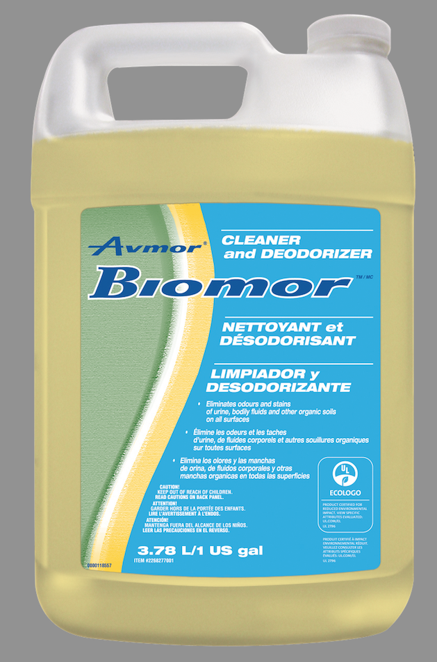 Avmor biomor a s a p floor cleaner degreaser contractor for Concrete cleaner degreaser