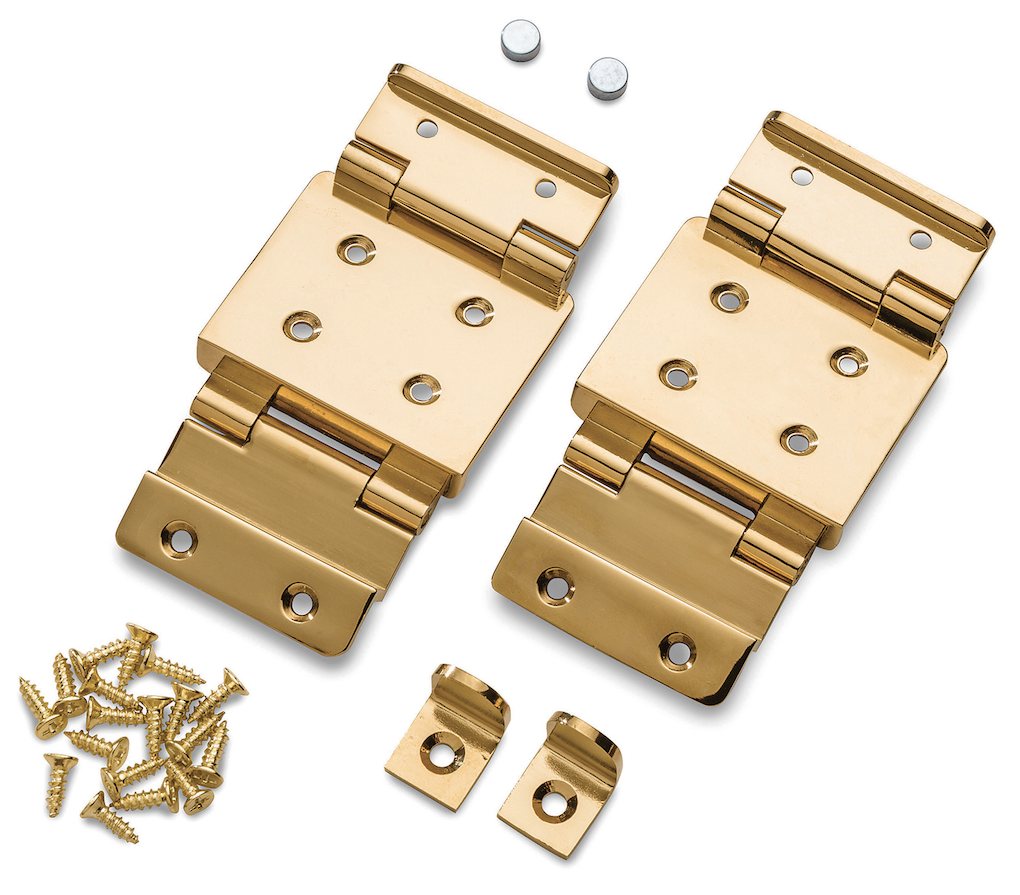 sc 1 st  Contractor Supply Magazine & Rockler Decorative Cabinet Hinges - Contractor Supply Magazine