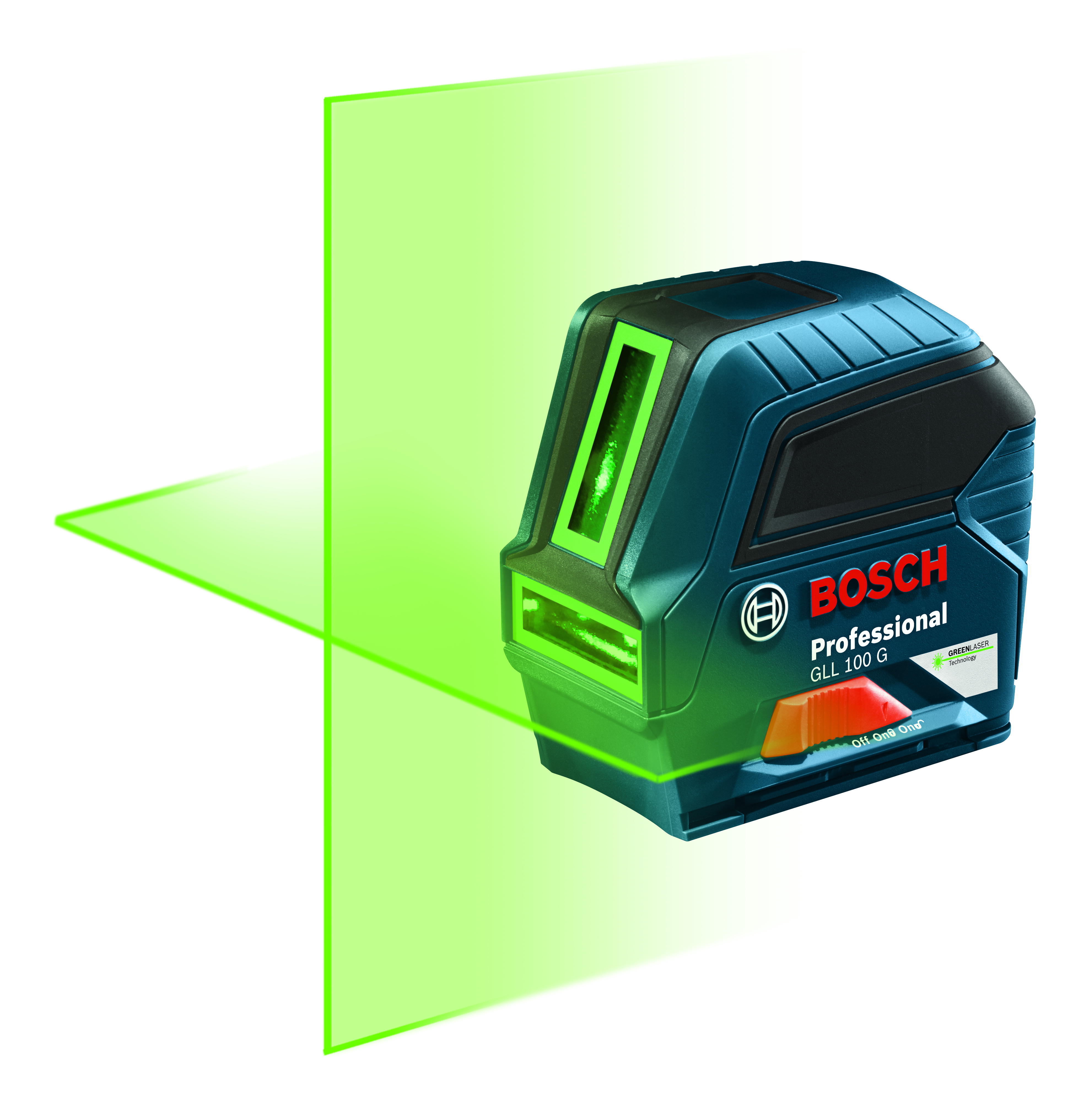 bosch gll 55 red and gll 100 g green beam lasers contractor supply magazine. Black Bedroom Furniture Sets. Home Design Ideas