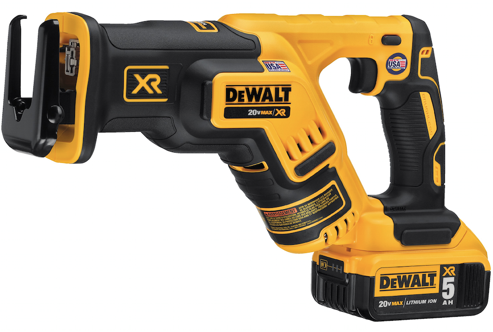 Dewalt Dcs367 20v Max Xr Compact Reciprocating Saw