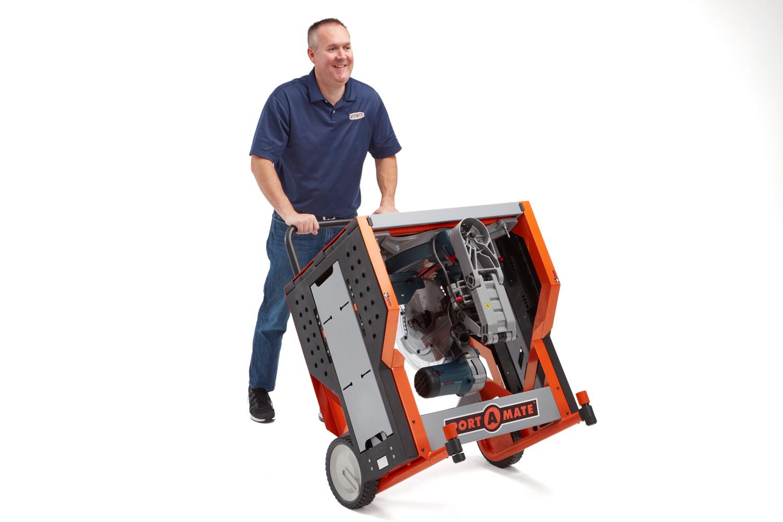 Portamate Pm 8000 Portacube Str Miter Saw Stand Contractor Supply Magazine