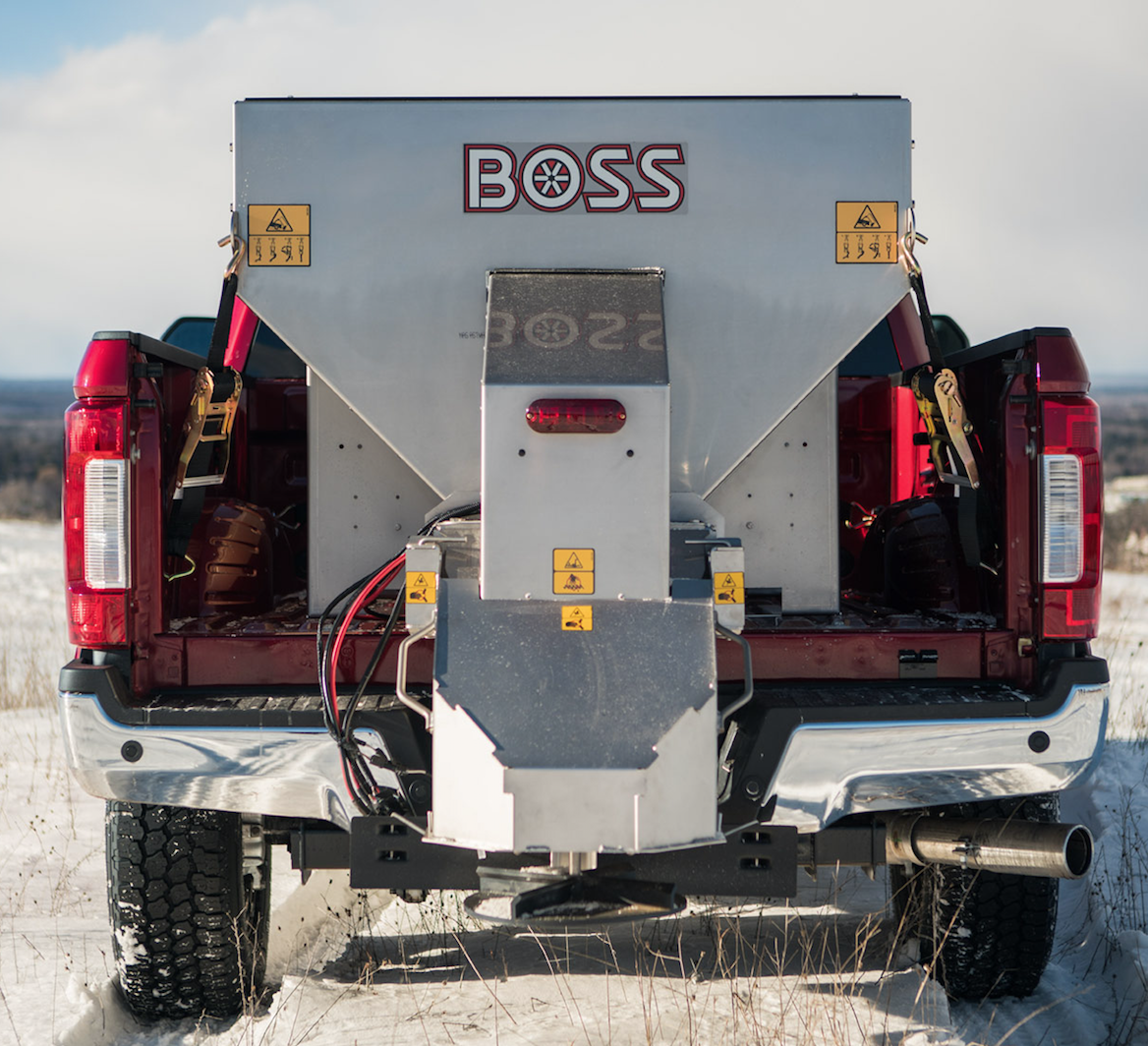BOSS Stainless Steel FORGE Spreader
