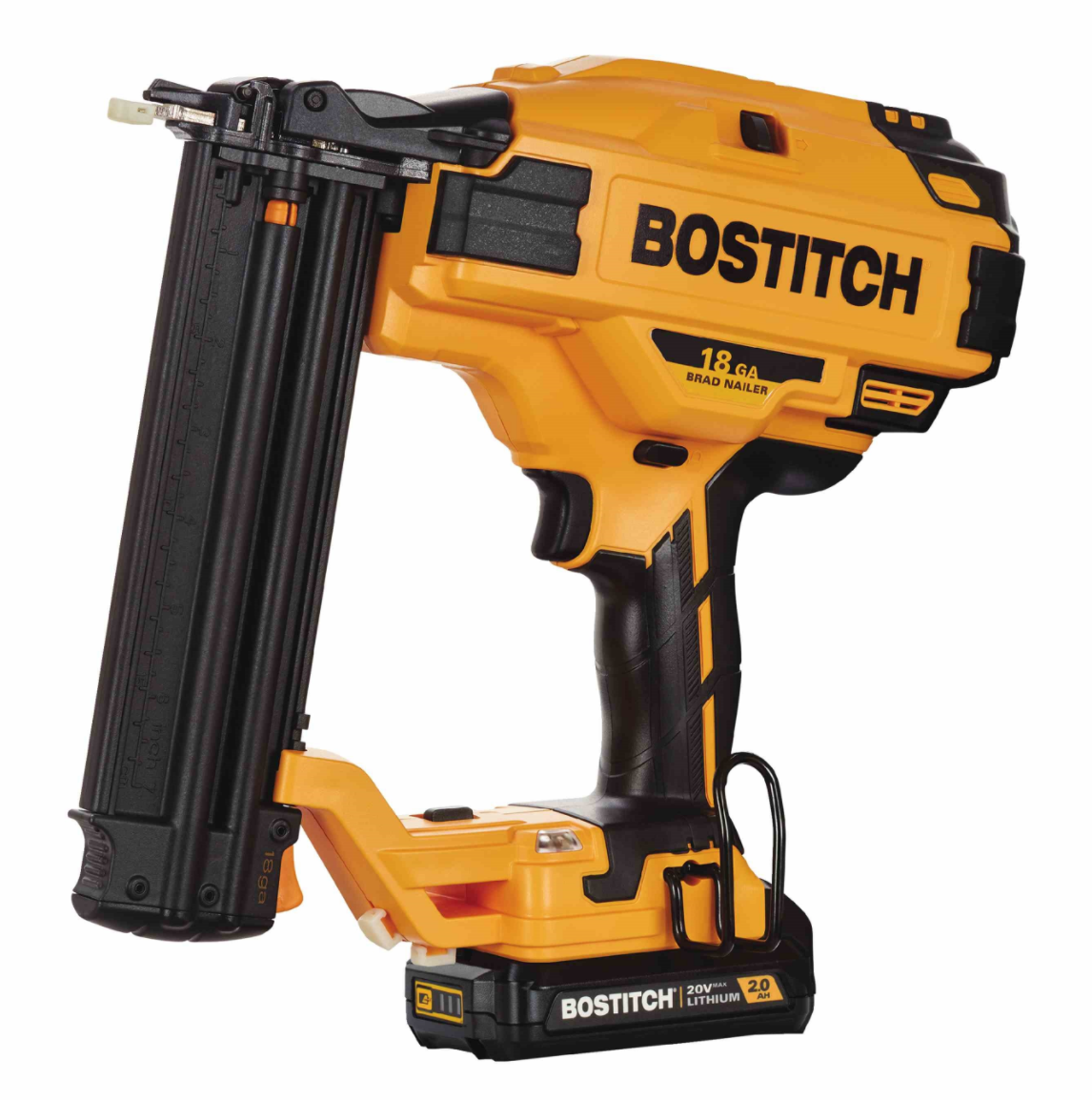 BOSTITCH 20V MAX Cordless Nailers - Contractor Supply Magazine