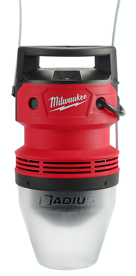 Milwaukee Radius Led 70w Temporary Site Light Contractor