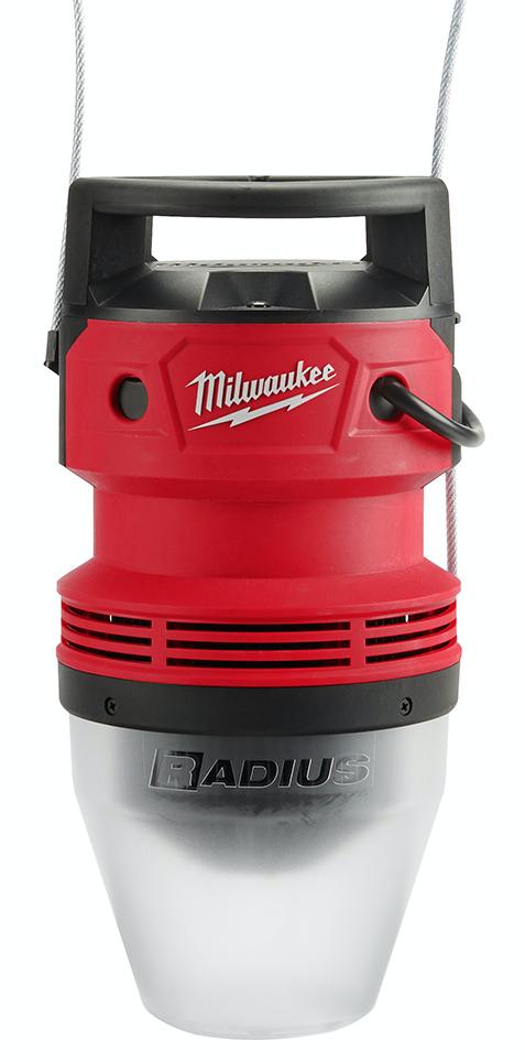 Milwaukee Radius Led 70w Temporary Site Light Contractor
