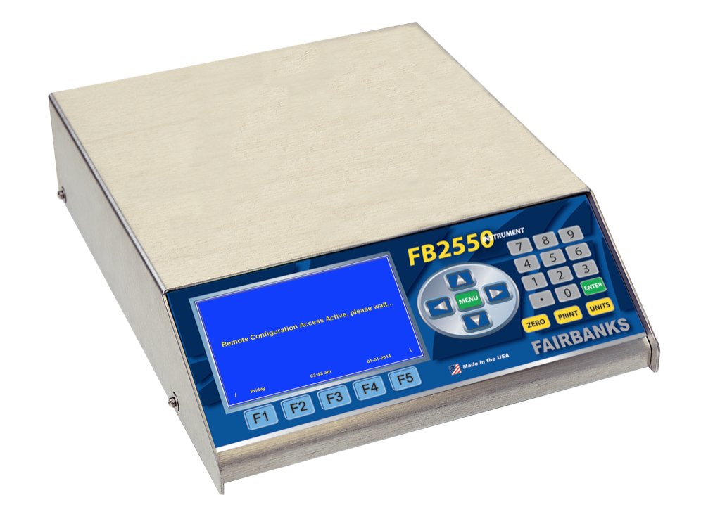 Fairbanks Scales FB2550 Weighing Instrument