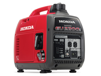 Honda EU2200i Super Quiet Series Generator