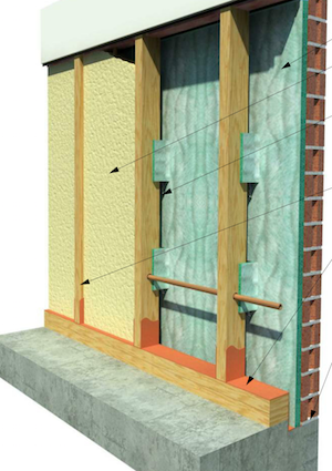 Mortar Net Solutions Repair System for Flood-Damaged Homes