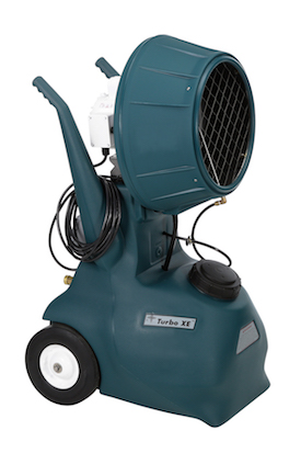 Airmaster Fogging Fans - Contractor Supply Magazine