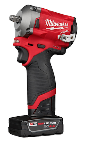By Harnessing The Performance And Run Time Of M12 Fuel Technology Milwaukee Tool Is Proud To Announce Industry S First Cordless Stubby Impacts