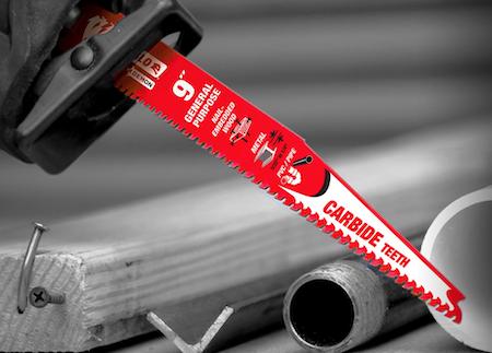 Diablo Application Specific Carbide Reciprocating Saw Blades