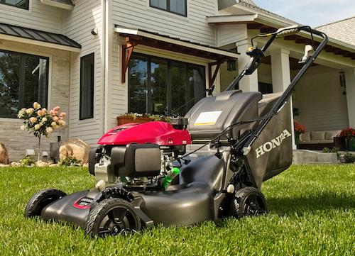 honda hrn216 series lawn mowers