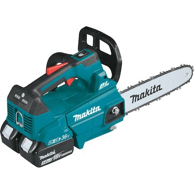 Makita XCU08 and XCU09 Cordless Chain Saws