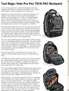Veto Pro Pac TECH PAC-1 Backpack (Copy)