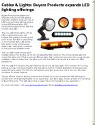 Buyers Products expands LED lighting offerings