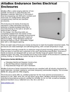 AttaBox Endurance Series Electrical Enclosures