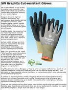 SW GraphEx Cut-resistant Gloves