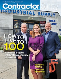 Contractor Supply, August/September 2015: Industrial Supply, Salt Lake City