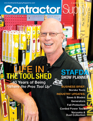 Contractor Supply, August/September 2017: The Tool Shed, Greenville, SC