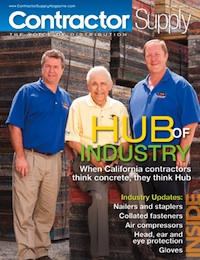 Contractor Supply Magazine, June/July 2013