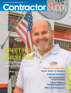 Contractor Supply, June/July 2017: UpTite Fasteners, Asbury Park, NJ