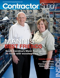 Contractor Supply Magazine, April/May 2012
