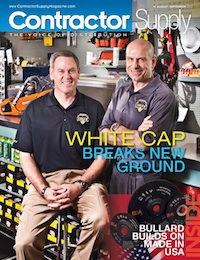 Contractor Supply Magazine, Aug/Sept 2012