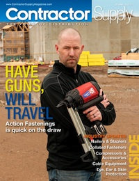 Contractor Supply, June/July 2014: Action Fastenings