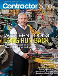 Contractor Supply Magazine, December 2010/January 2011: Western Tool's Long Run Back