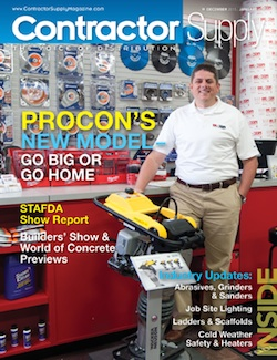 Contractor Supply Magazine, December 2015/January 2016: ProCon Tools & Equipment, Las Cruces, New Mexico