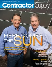 Contractor Supply Magazine, April/May 2010