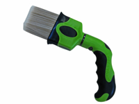 The Green Toad  ergonomic painting system.