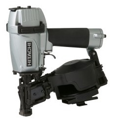 Hitachi NV45AE coil nailer