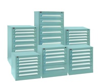 Beau Lyon Workspace Products Recently Launched A New Version Of Their Modular  Drawer Cabinet (MDC)