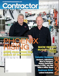 Contractor Supply Magazine, April/May 2015: AMW Construction Supply: Phoenix, AZ