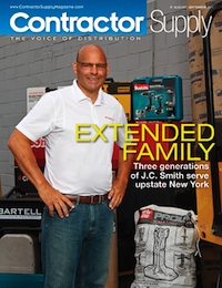 Contractor Supply Magazine, August/September 2014: J.C. Smith, Syracuse, NY
