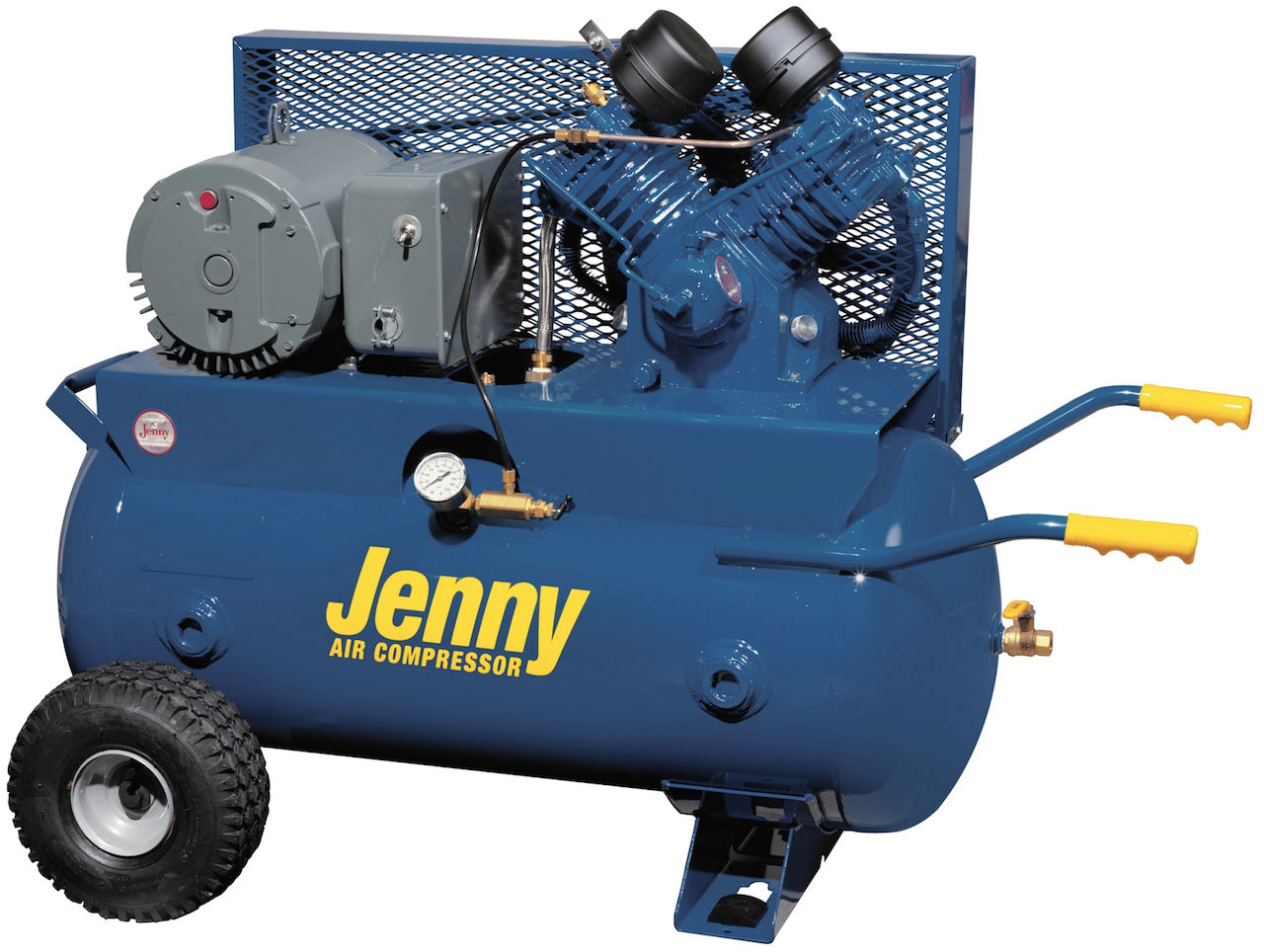 All Jenny Electric Compressors Are Now Ul Listed