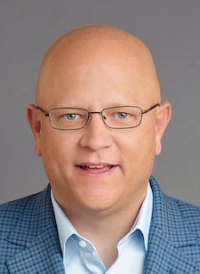 Andy Boyle as Senior Vice President of Sales and Marketing, ORS Nasco