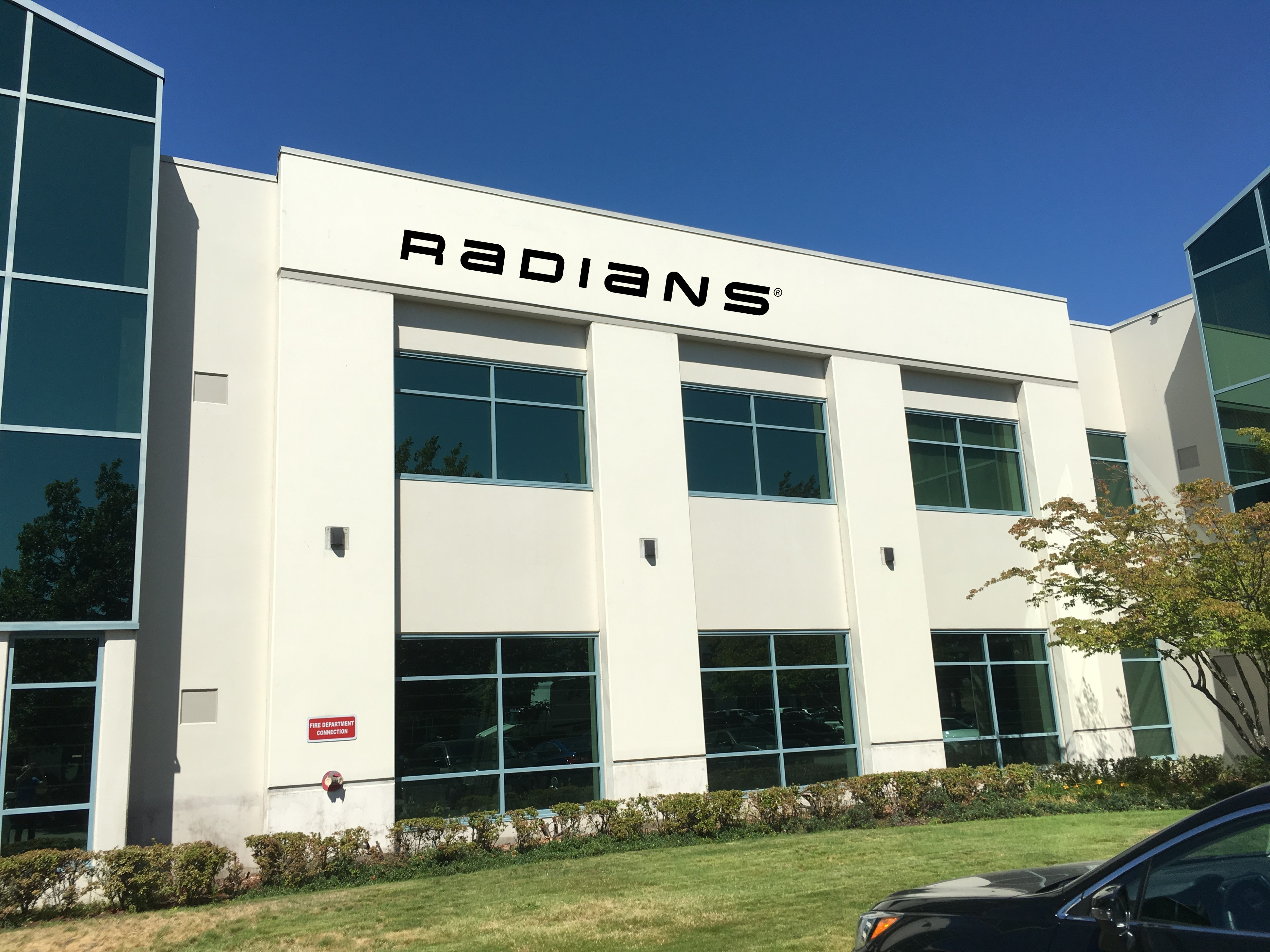 Radians is pleased to announce the opening of its new Canadian distribution center in British Columbia.