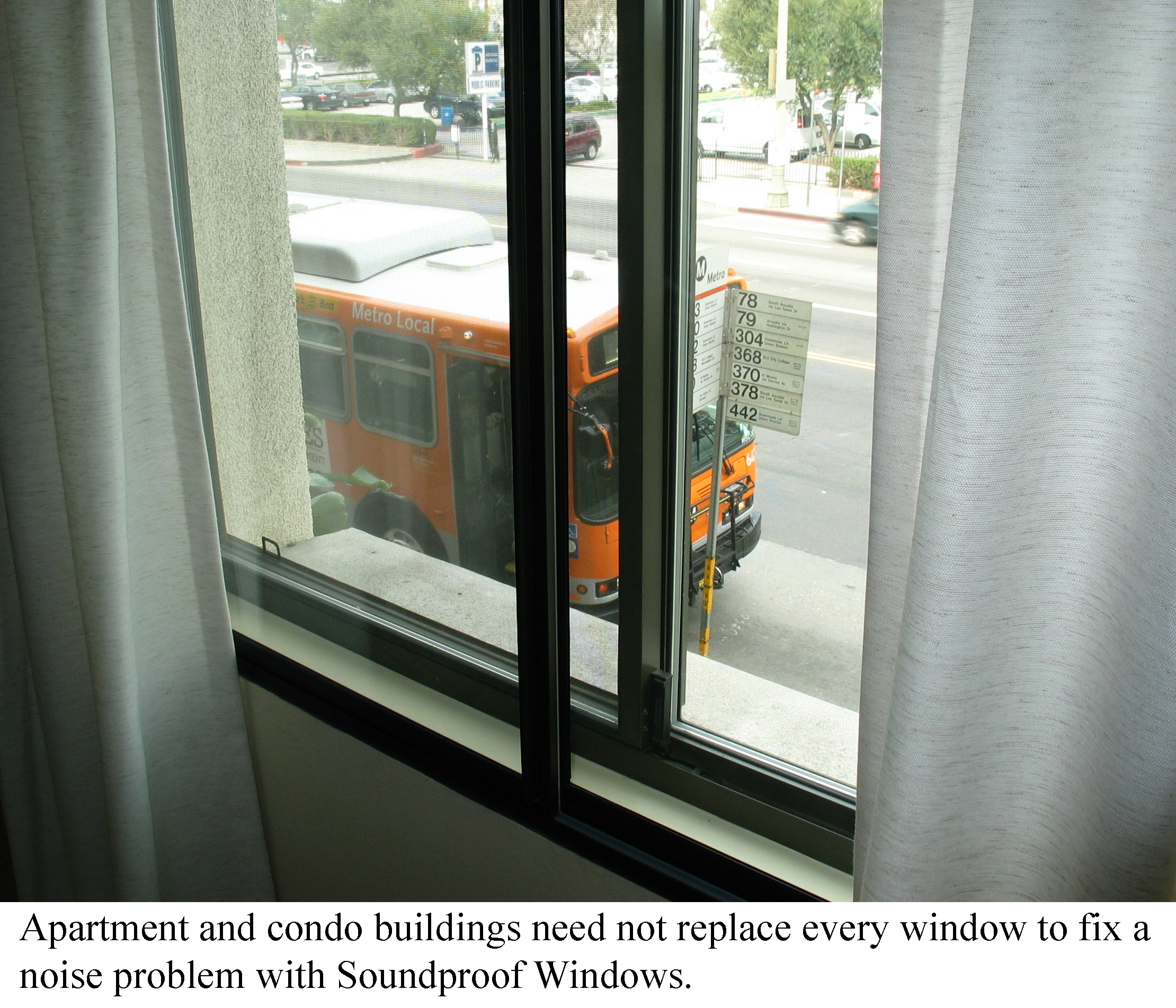 Soundproof windows cost - A Main Artery In A Suburb Invites Speeding Cars As Well As Belching Trucks And Buses A Nearby Railroad Cross Is Another Noise Culprit As Are Off Road