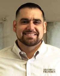 Southwest Fastener is pleased to announce that Alfonso Ramirez has been promoted to General Manager of Sales.