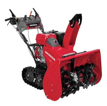 Honda Power Equipment announced today that its HSS1332ATD snow blower has won a 2015 Innovative Product Award.