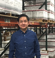 Premier Building Solutions has added Alexander Chuang as a Research and Development Chemist to its' rapidly growing staff.