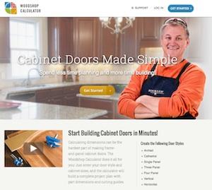 Rockler launches Woodshop Calculator web-based design app