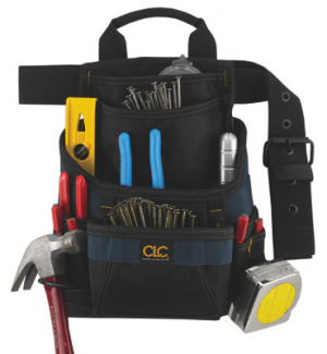 The CLC model 2833 Framer's Ballistic Nail & Tool Bag
