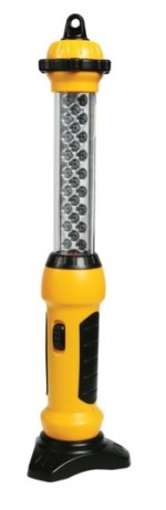 ProBuilt Lighting's Defender Rechargeable LED Hand Lamp is too cool to ignore.